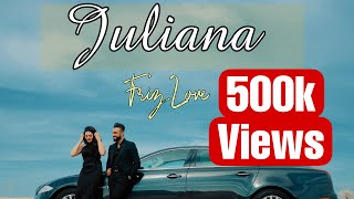New Konkani Song 2021 | JULIANA (Official Music Video) | Friz Love |