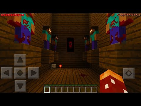 EXPLORING THE MOST CURSED MINECRAFT HOUSE EVER...