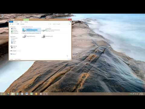 Disk Clean Up in Windows 8