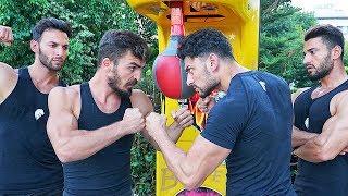 Download BOKS MAKİNESİNİ PARAMPARÇA ETTİK !! w/ Shredded Brothers Video