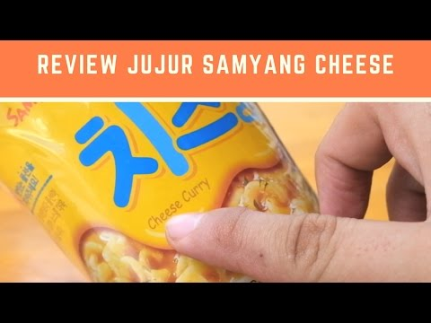 Review Samyang Cheese Curry Cup