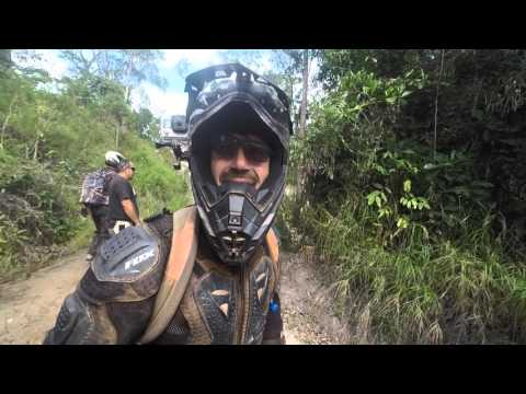 Motorbike Cairns to Cape York