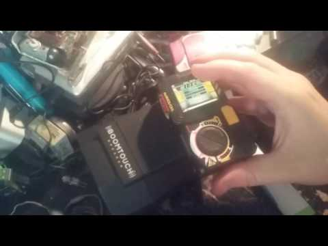 Boom Touch Speaker Testing