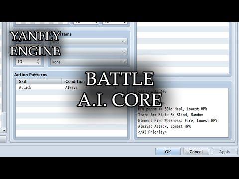 YEP 16 - Battle A I  Core - RPG Maker MV - PlayItHub Largest