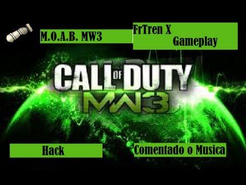 Como hackear CoD MW3 Wii
