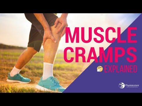 MUSCLE CRAMPS EXPLAINED