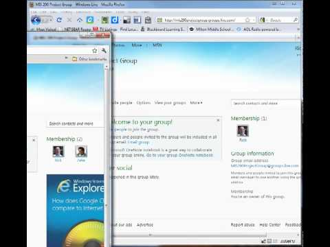 How to Send a Group Email in Windows Live