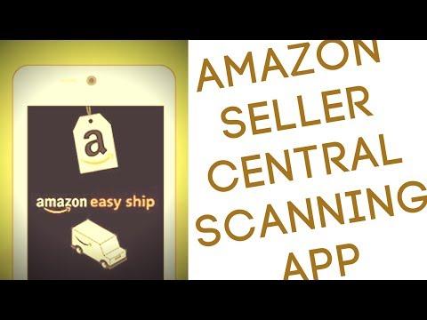 Amazon Seller Central Scanning App | Basics