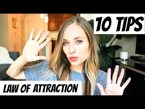 10 THINGS TO DO DAILY TO INCREASE VIBRATION - LAW OF ATTRACTION