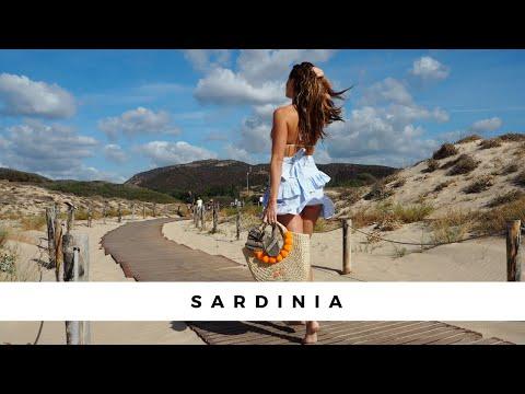 Italy's Best Beach - Sardinia Vlog