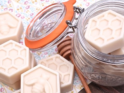 How To Make Milk n Honey Soap!