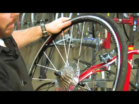 How to Change Road Bike Tires