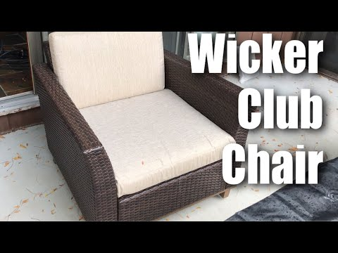 Grady Outdoor Aluminum Framed Mix Brown Wicker Club Chairs Review