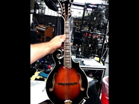 How To Change Strings On a Mandolin By Sammy Bones