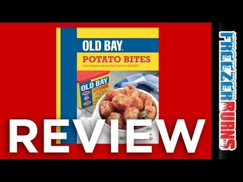 Old Bay Potato Bites Video Review: Freezerburns (Ep690)