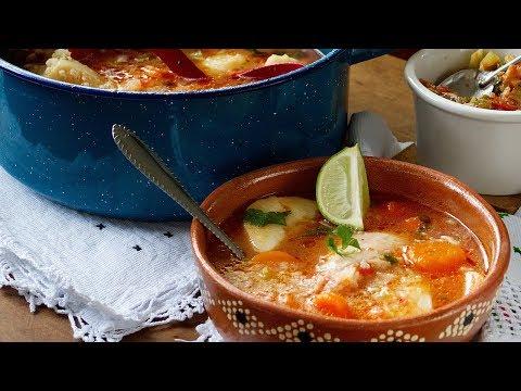 Caldo de Pollo (Homemade Chicken Soup) | Muy Bueno