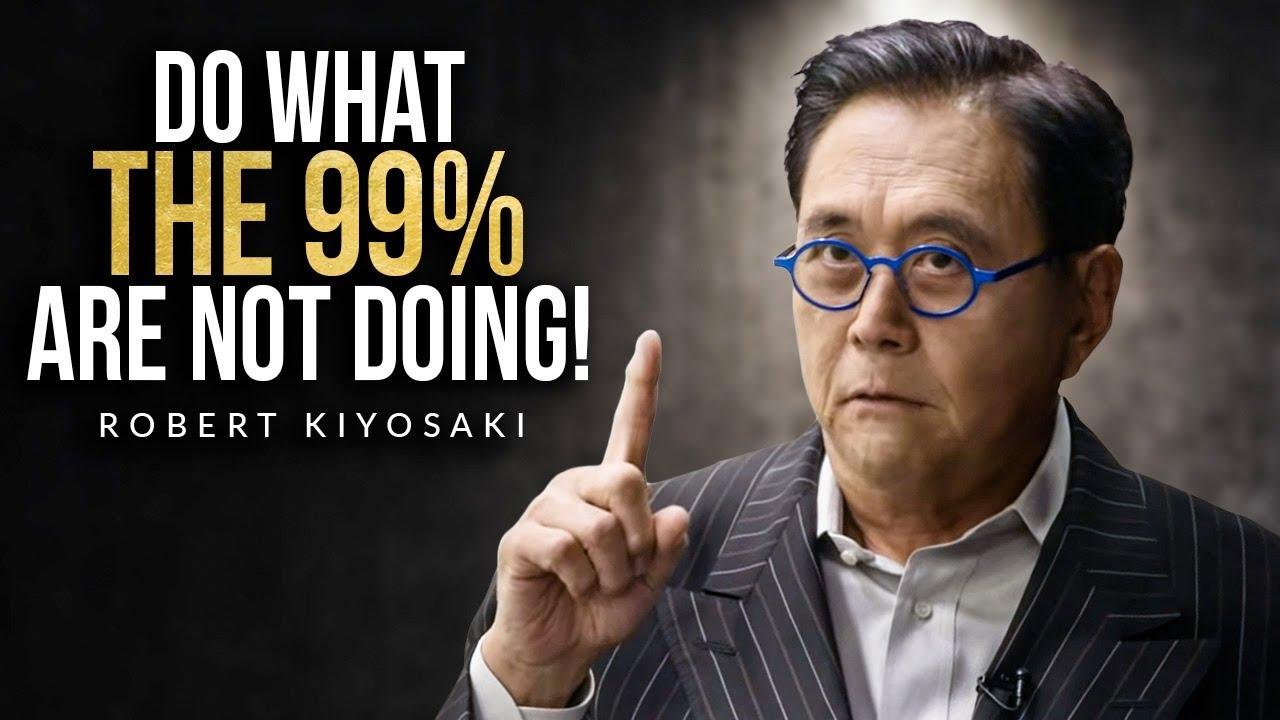 RICH VS POOR MINDSET | An Eye Opening Interview with Robert Kiyosaki