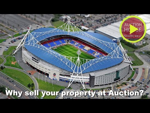 Why sell your property at Auction? - Auction House North West