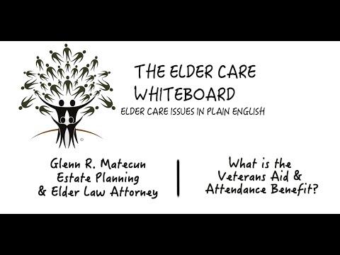 Veterans Aid & Attendance Benefit | Glenn Matecun | Michigan Veterans Benefits Attorney