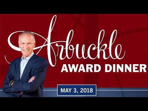 Steve Denning, MBA '78, Accepts 2018 Ernest C. Arbuckle Award