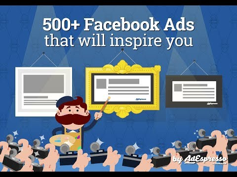[PDF] 500 Facebook Ads Examples For Beginners