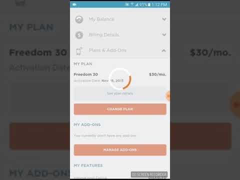 Android: How to Use DATA ROAMING in USA (Freedom Mobile)