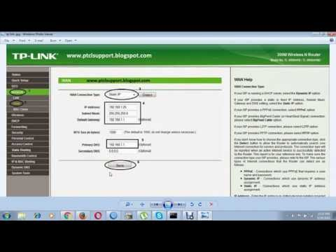 How to enable REMOTE MANAGEMENT from TP-LINK router bangla  part - 2