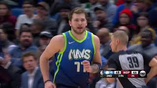 Luka Doncic (33 points) Highlights vs New Orleans Pelicans