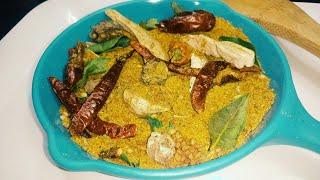 Methi Chutney Masala - Aloo Poori Masala Powder / Aloo ki sabzi mai dalne wala masala powder