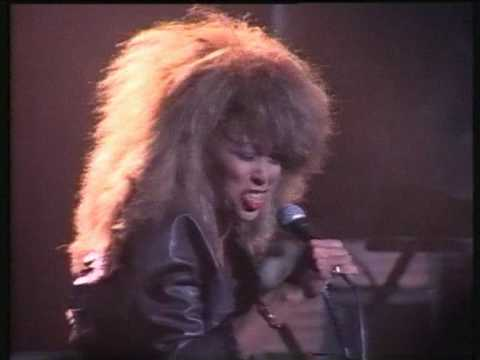 Tina Turner - Back Where You Started (Live)