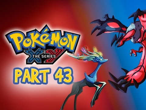 Pokemon X and Y Gameplay Walkthrough Part 43 - Lumiose City Gym (3DS Let's Play)