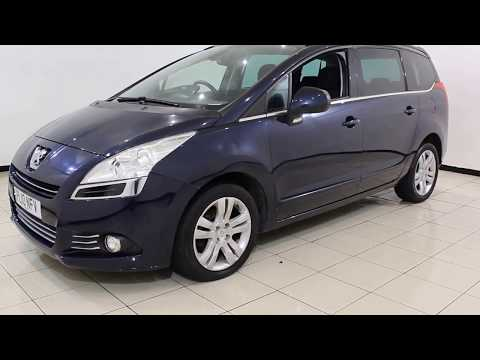 PEUGEOT 5008 2.0 HDI EXCLUSIVE 5DR 150 BHP