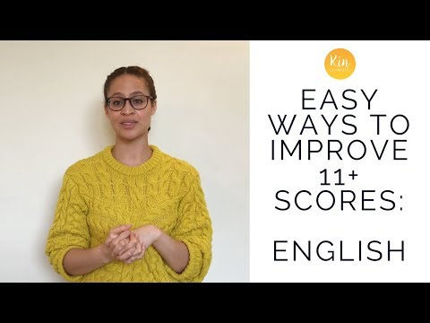 11+ English Tips: How to Help Your Child to Pass the Exam