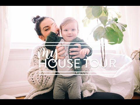 HOUSE TOUR | A Toronto Victorian House Tour