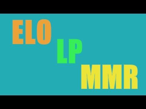 Understanding Elo, LP and MMR