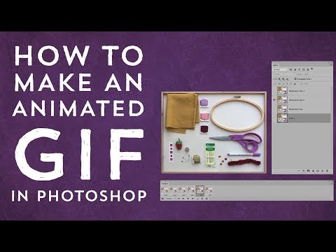 How to Make an Animated GIF in Photoshop