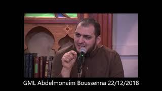 Le Musulman en quête de quiétude (GML Abdelmonaim Boussenna)