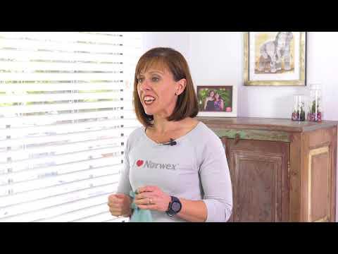 Norwex Optic Cloth - Mini Moment with Linda