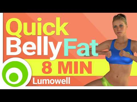 Quick Workout to Lose Belly Fat