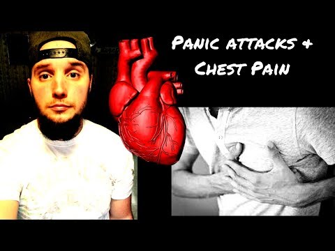Panic Attack Symptoms #2 Chest Pain