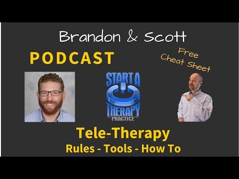 071 – Telemedicine Telepractice & Teletherapy for Physical, Occupational & Speech Therapy