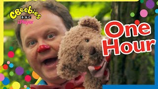Mr Tumble's Huge Playlist!   Music, Toys and Imagination Fun!   CBeebies 1 HOUR compilation!