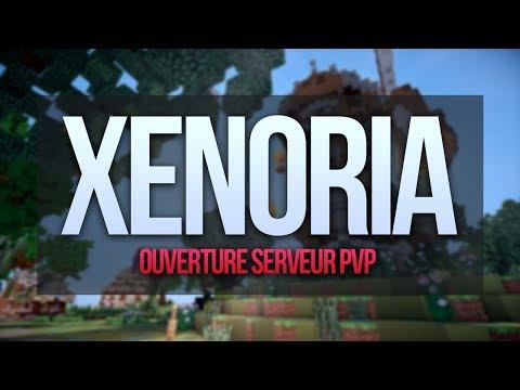 • XENORIA   OUVERTURE 10/02/2018 •