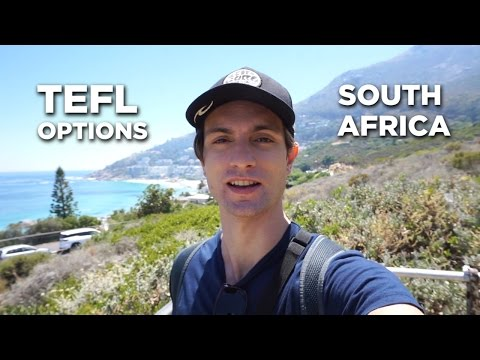 Teaching English In South Africa: TEFL Courses, Paid Positions & Volunteering