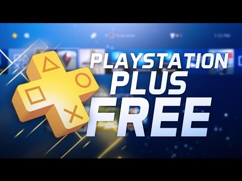 HOW TO GET PLAYSTATION PLUS FOR FREE! PS4 (APRIL 2017)