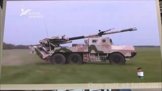 Artillery systems by Norinco 2016