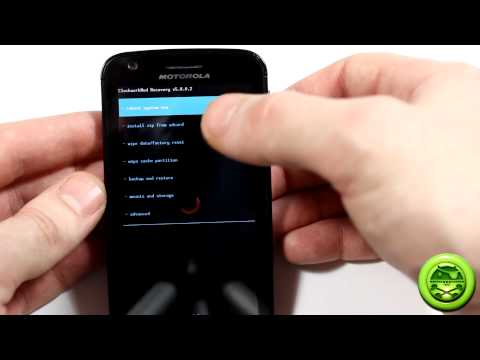 How To Install CWM Touch Recovery On Any Android Device