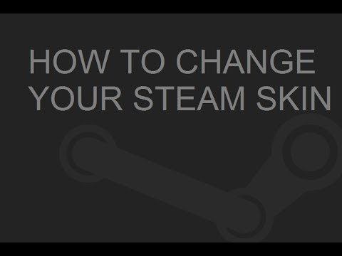 How to Install a Skin/Overlay for Steam