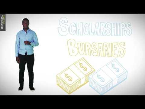 Scholarships and Bursaries at Centennial College