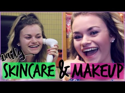 My Post Accutane Skincare Routine & Everyday Makeup | COLLEGE EDITION